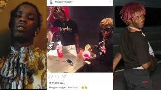 """Young Thug Announces That His """"Bae"""" Lil Uzi Vert Is Out Of Prison Following Bike Incident, WTF?"""