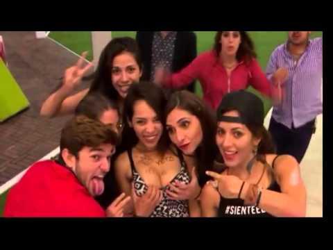Big Brother Mexico 2015 Fany Coronita Bailando Sexy