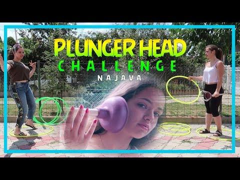 In the next video...Plunger head challenge