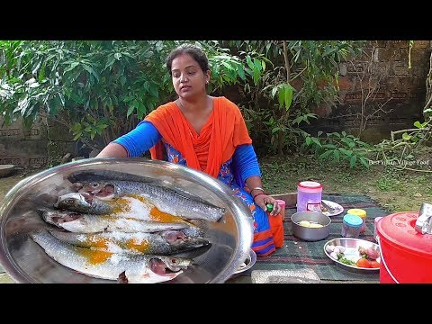 Pona Mach er Jhol ( Bengali Fish Curry ) | Best Healthy Food for Lunch