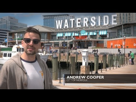The Waterside District: Through A Young Professional's Eyes