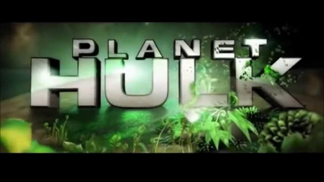 Planet Hulk Trailer 2015 sub (fan made) - YouTube