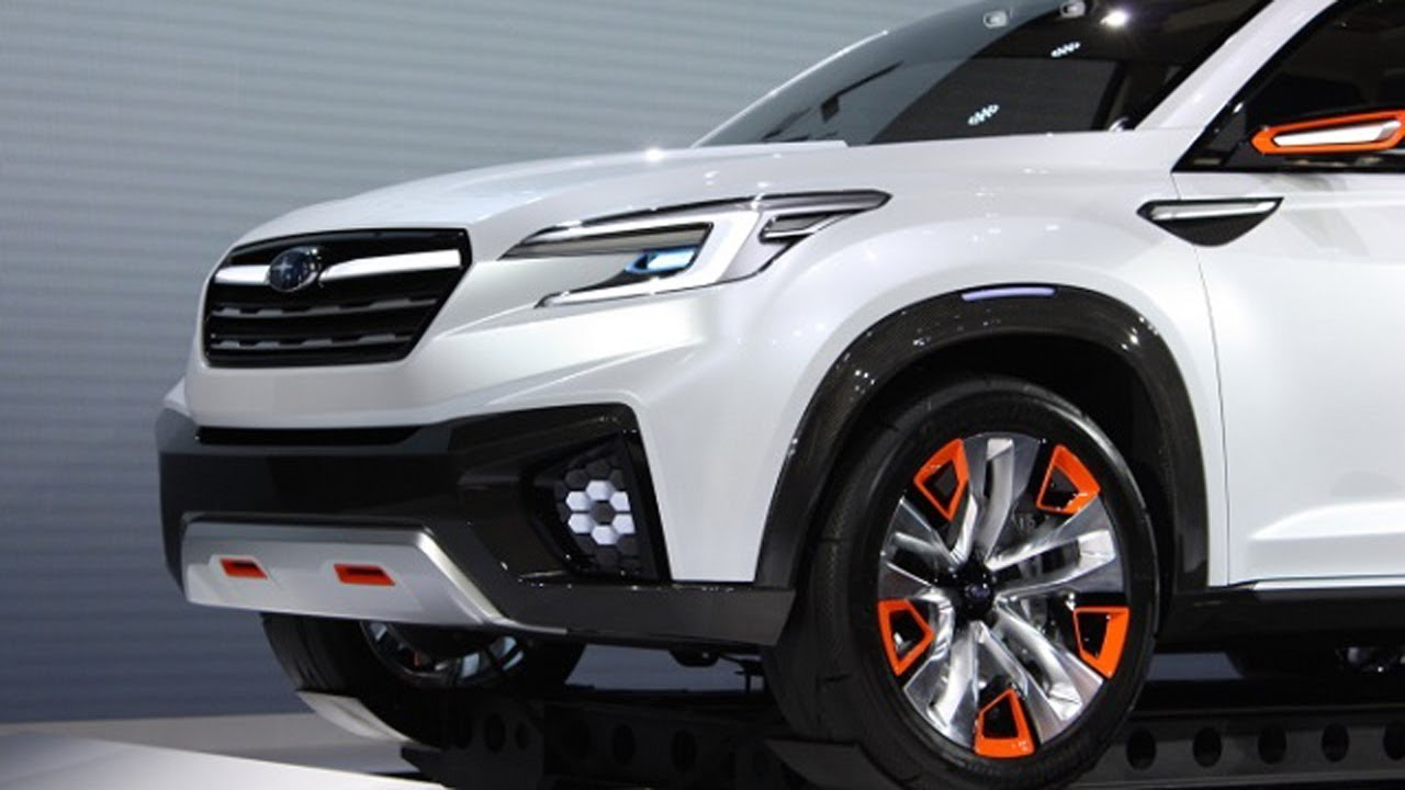 More New Fifth Generation 2019 Subaru Forester Details Emerge