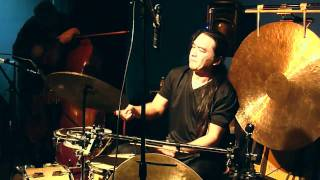 John Berndt, Michael Formanek, Tatsuya Nakatani at the Red Room pt.1