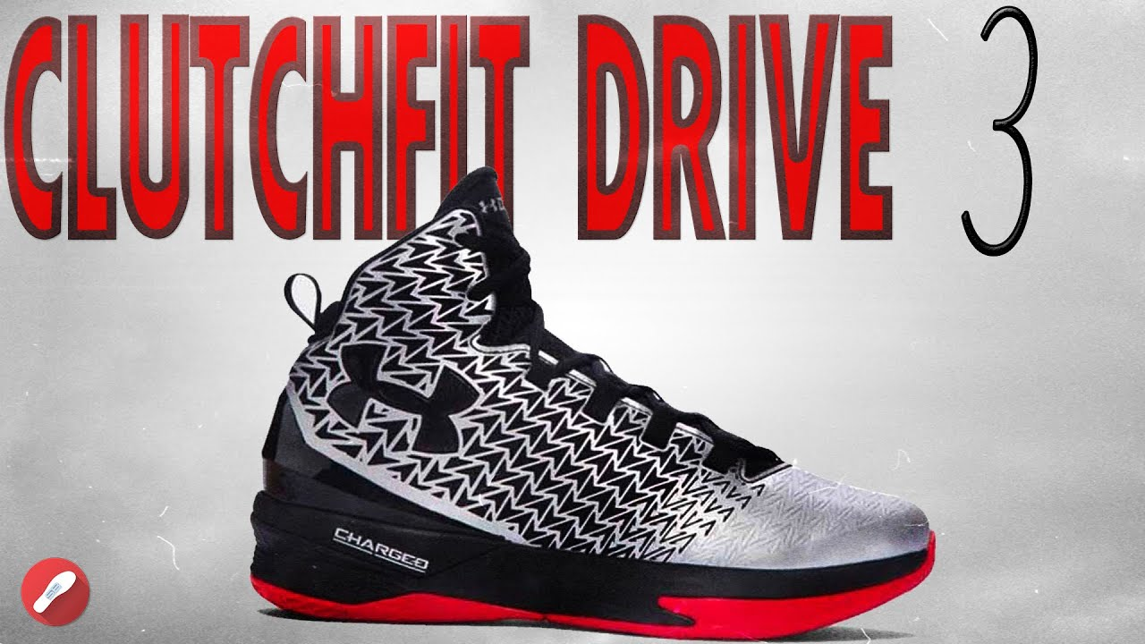 fc799dddc5ed Under Armour Clutchfit Drive 3 Performance Review! - YouTube