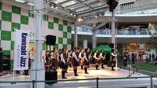 『JAZZ JACK DAY !in ラゾーナかわさき』 相変わらずのサイドからの撮影です 笑、 4Kで撮影.