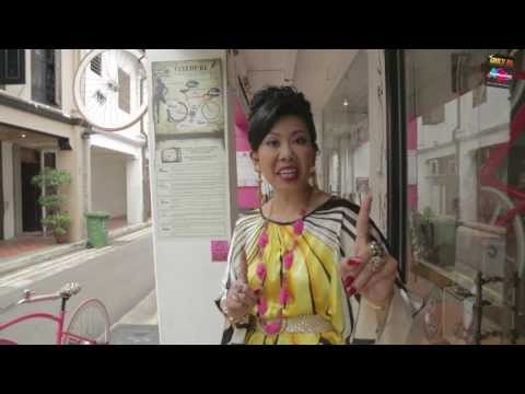 Rosie Goes Shopping - Singapore Tourism Board