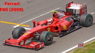 Evolution Of : Ferrari F1 Car (1947-2018)