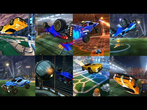 8 Types Of CEILING SHOTS