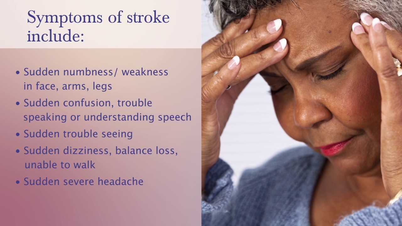 stroke+symptoms+in+men+over+50