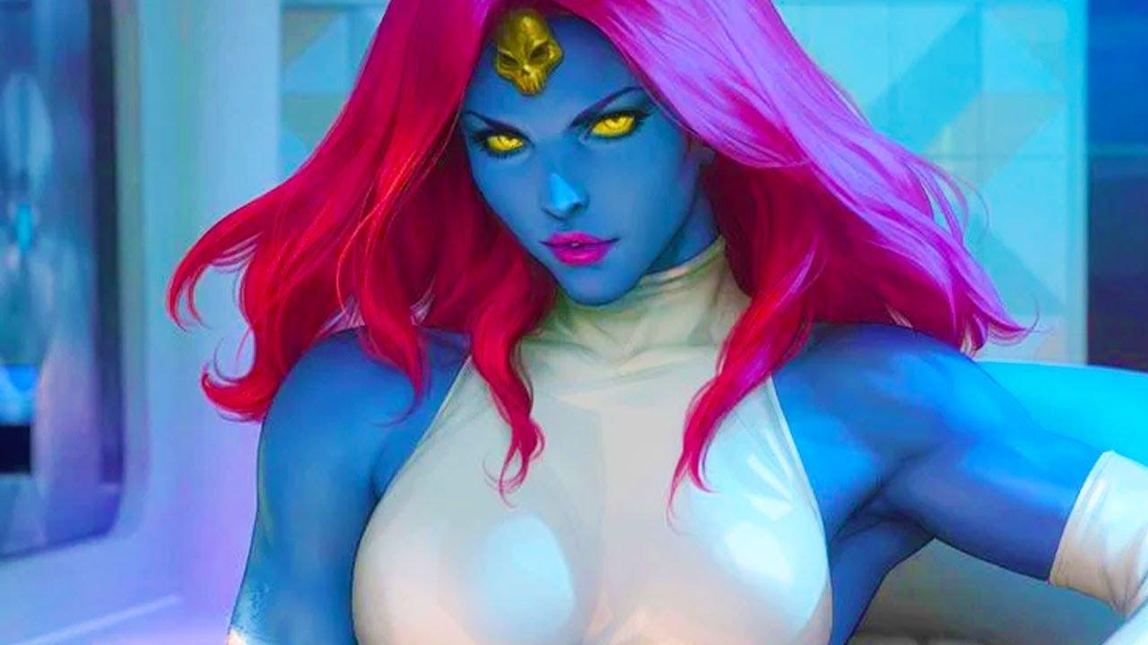 Top 10 Hottest X-Men Villains - Part 2