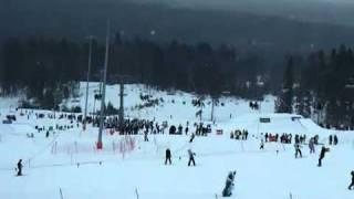 видео Адрес горнолыжного курорта Игора в Санкт-Петербурге
