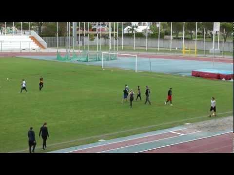 Sockeye Clinic Italy 2012 showcase game women (00079.MTS)