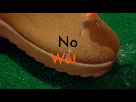 No Wet Nanotechnology Waterproofing
