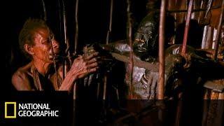 Proces mumifikacji przebiegał tygodniami na oczach rodziny [Mumie na rajskiej wyspie]