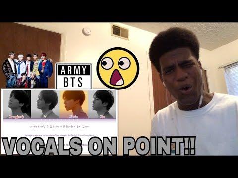 BTS - The Truth Untold (feat. Steve Aoki) Reaction