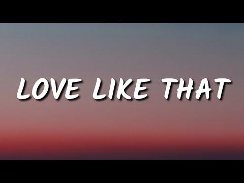 Lauv - Love Like That (Lyrics)
