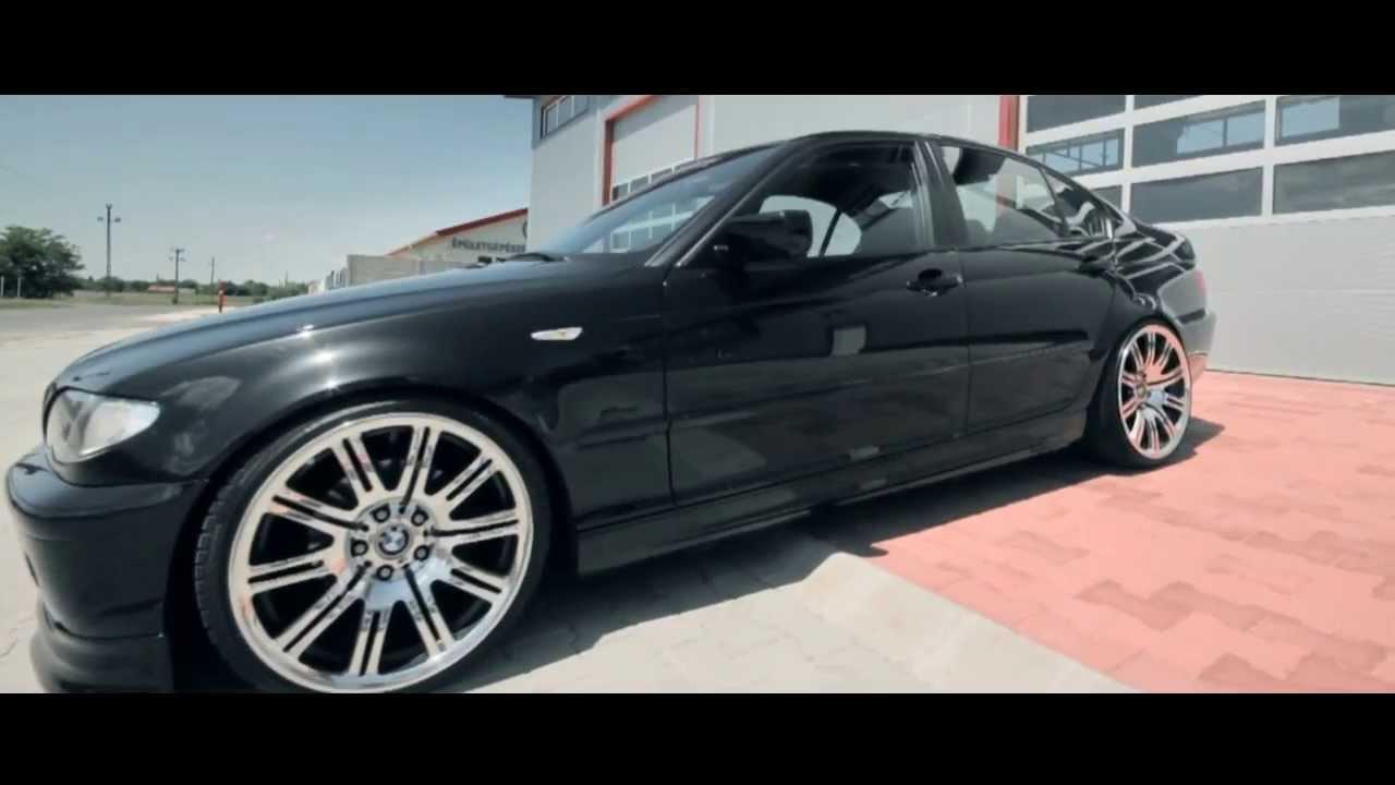 Bmw E46 On M3 Style 67 Wheels Youtube
