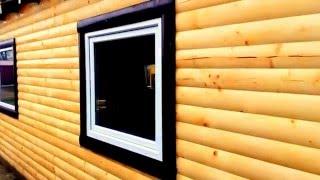 видео Деревянная дача. Основные правила строительства