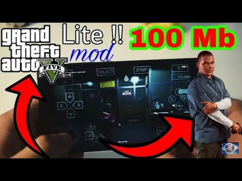 [100 Mb] Download GTA 5 Lite Mod ultra highly compressed on Android Best &  NEW mod of GTA 3 by General Freb