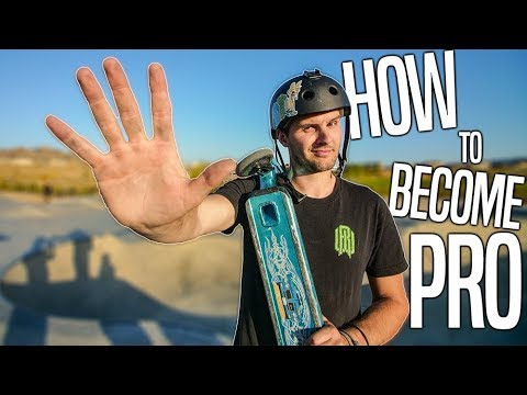 5 SCOOTER TRICKS YOU NEED TO DO TO BECOME PRO!