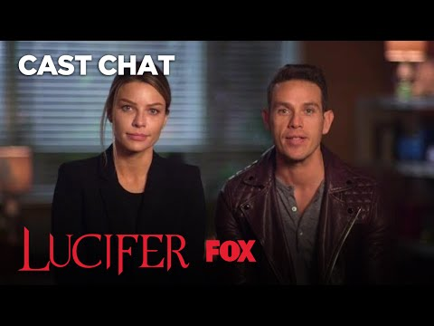 Looking Back At Season 2: Lauren German & Kevin Alejandro  Season 2  LUCIFER