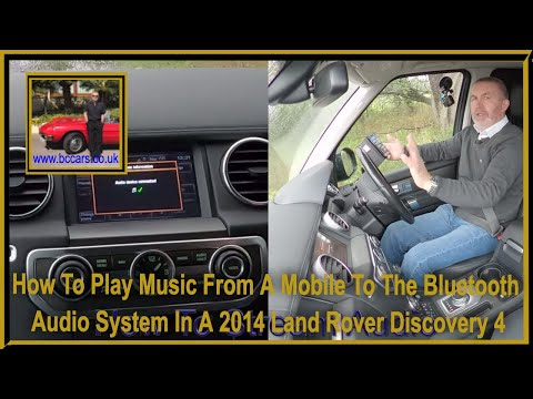 how-to-play-music-from-a-mobile-to-the-bluetooth-audio-system-in-a-2014-land-rover-discovery-4