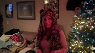 mindy s greatest of all times christmas prank 2011 the pink power wheel mp4