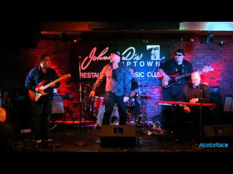 Jeffrey Allen Shaw Band Live @ The Boston Blues Society