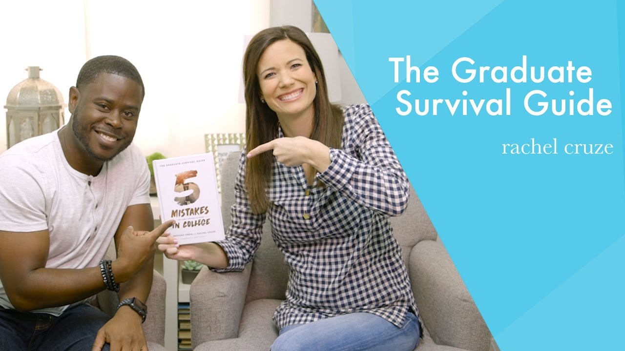 the graduate survival guide with anthony oneal youtube rh youtube com dave ramsey graduate survival guide review Dave Ramsey House