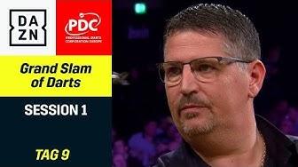 Wer kommt ins Finale? Anderson vs. Van Gerwen und Suljovic vs. Price | Grand Slam of Darts | DAZN