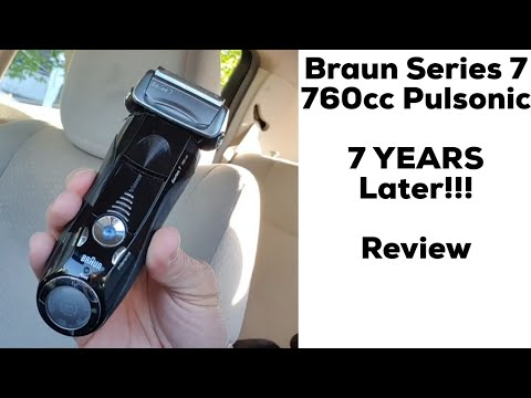 Braun Series 7 Review | 7 Years of Use!