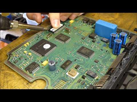 ECU ( Engine Control Unit ) Repair  كنترول مصر  للصيانه والتدريب