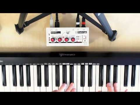 Buzzzy! is an affordable 16-voice polysynth and needs your help on Kickstarter