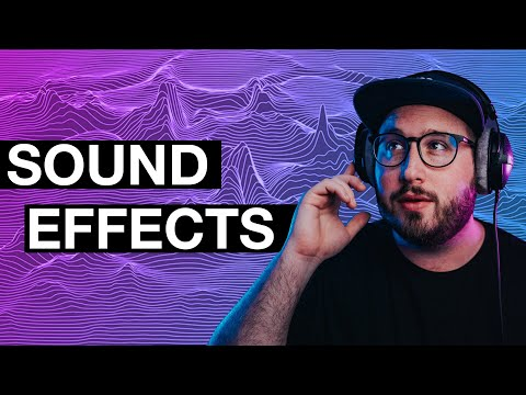 How I Use Sound Effects for YouTube Videos - FCPX Tutorial