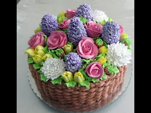 Торт Корзина с