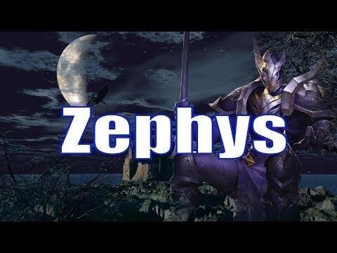 [Gcaothu] Mẹo leo rank nhanh chóng bằng Zephys Oán Linh - Lên đồ kiểu Mới Gánh Team