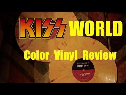KISSWORLD Color Vinyl Review