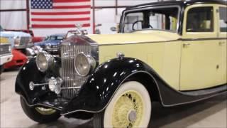 1935 Rolls Royce 20 25