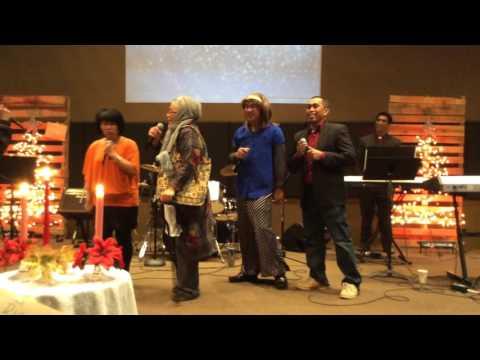 """Drama Natal part 5 """"Black Friday"""" @GIA El Shaddai Indiana, Dec 2015"""