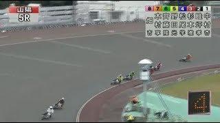 オートレース33期生 中村 杏亮選手が同期生で二番目となる初優出を決めた!準決勝戦5R 山陽オートレース「お食事処 辰カップ」二日目 2017年11月7日