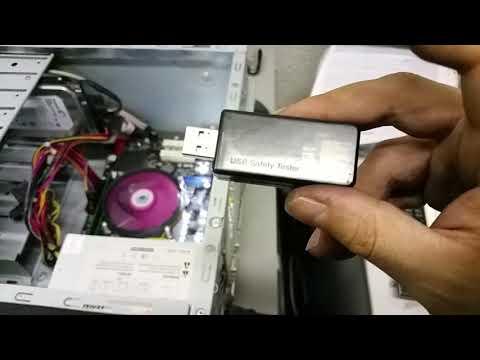 Не работают USB порты | Нет питания | USB ports not working