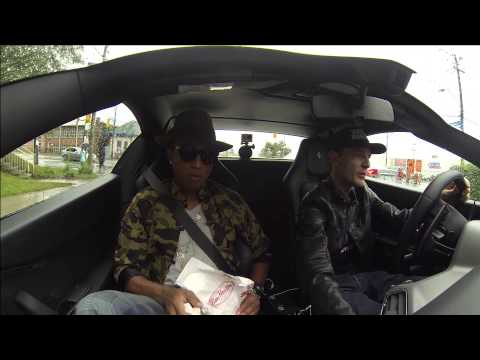 Coffee Run! ft. Pharrell