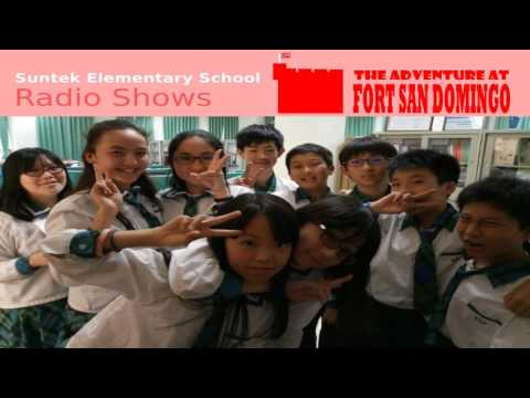 The Adventure at Fort San Domingo (Radio Play)