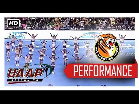 UAAP 78 CDC: UST Salinggawi Dance Troupe