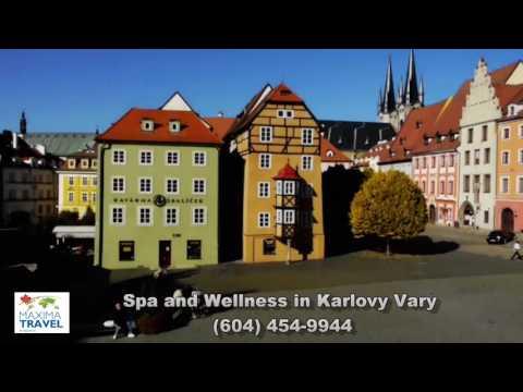 Visit Karlovy Vary with Maxima Travel