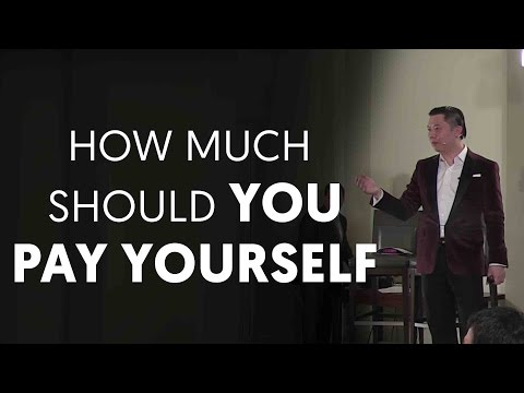 Business Profit Maximizer #4 - How Much Should You Pay Yourself as a Business Owner - Dan Lok