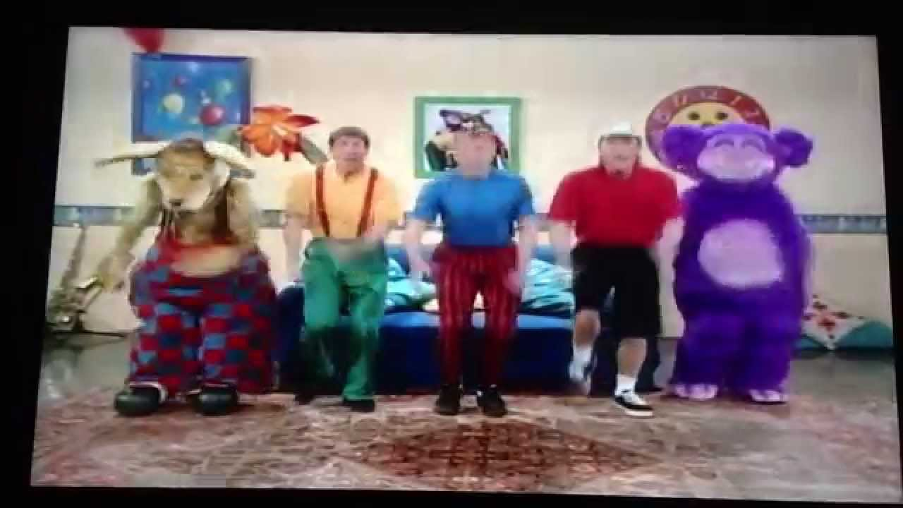 opening to bear in the big blue house dance party dvd youtube