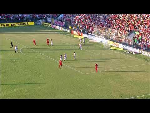 Náutico 0 x 1 Inter - Gols e Melhores momentos - 23/09/2017