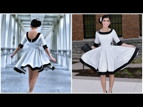 how-to-sew-a-50ies-dress---teen-vivienne-pattern